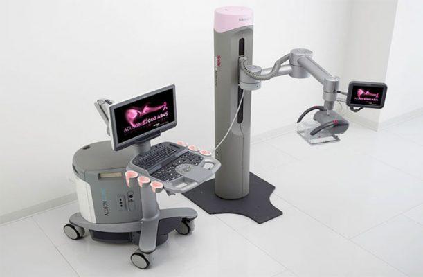 El primer ecógrafo Automático Volumétrico de mama en 3D en España